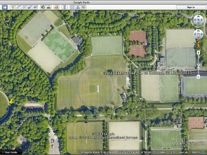 VRA Cricket grounds, Amstelveen