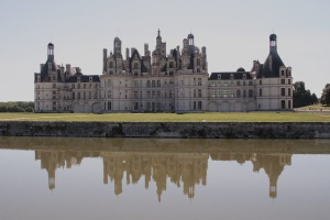 The 'hunting lodge' of Francois I, Chateau de Chambord