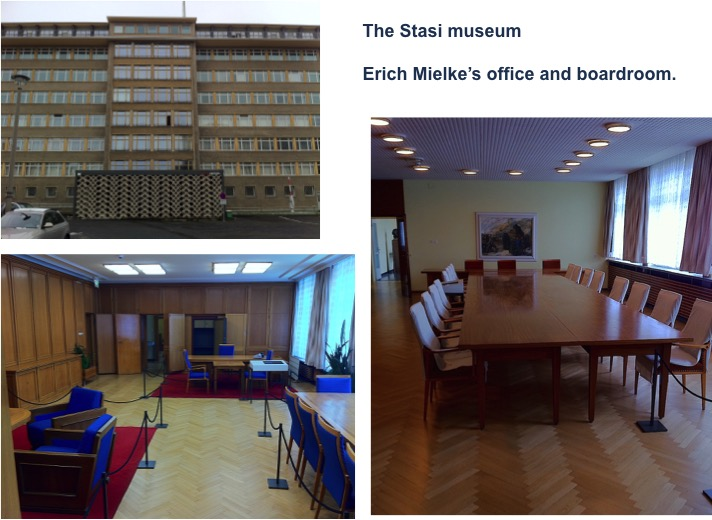 Fascinating Stasi museum