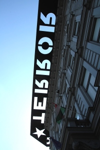 The Terror Museum in Budapest