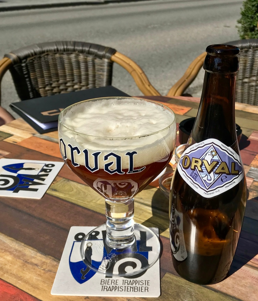 About Belgium; the Battle, the Bulge, the Beer and the Braai