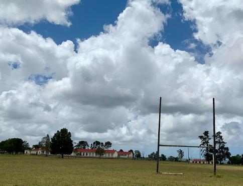 Karatara rugby field